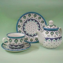 wiza pottery pattern
