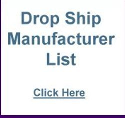 drop ship manufacturer list