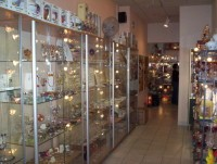 A very profitable amber and silver jewelry catalog showroom.