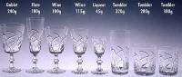 zawiercie crystal glasses 8