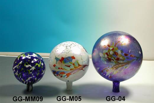 Gazing Globes Glass Globes Garden Globes