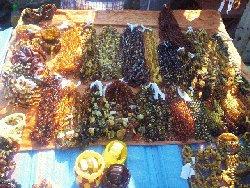 amber selection