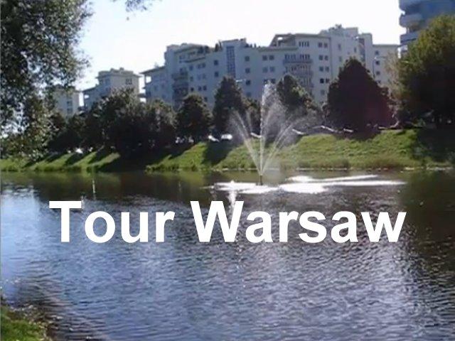 tour warsaw
