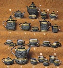 pottery catalog