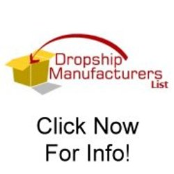 drop ship manufacturers