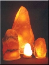 salt lamp traditional