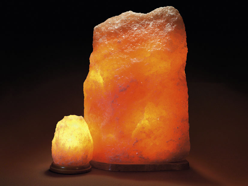 polish salt lamp