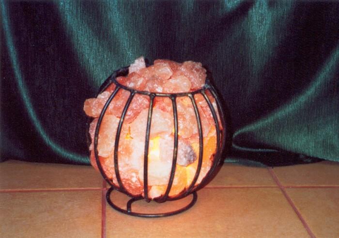 How Many Salt Lamps Do I Need : European Salt Lamps